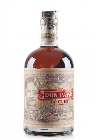 Rom Don Papa, Distilled in Oak (0.7L) (3227, ROM FILIPINE)