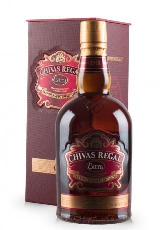 Whisky Chivas Regal Extra, Selectively matured in sherry casks (0.7L) (817, BLENDED SCOTCH WHISKY)