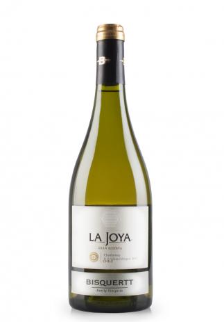 Vin Bisquertt, La Joya Chardonnay Gran Reserva 2015 (0.75L) Image