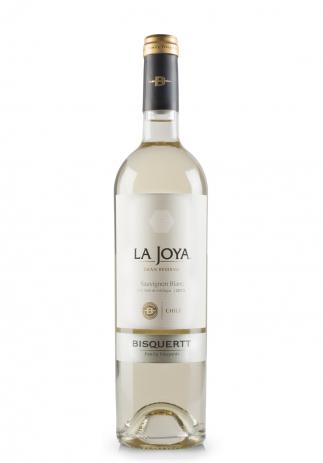 Vin Bisquertt, La Joya Sauvignon Blanc, Gran Reserva 2015 (0.75L) Image