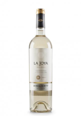 Vin Bisquertt, La Joya Gewurztraminer Gran Reserva 2015 (0.75L) Image