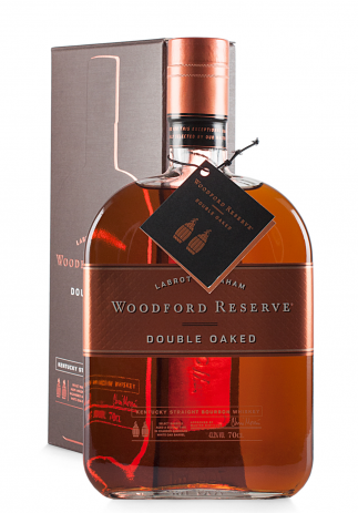 Whisky Woodford Reserve Double Oaked (0.7L) (551, BOURBON WHISKY SUA)