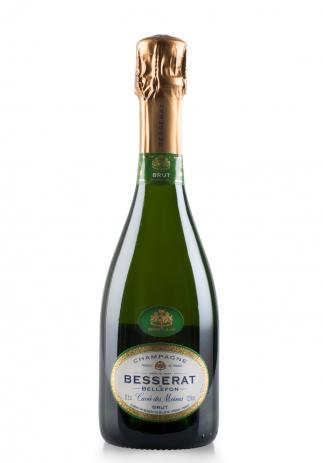 Champagne Besserat de Bellefon, Cuvée des Moines, Brut (0.375L) Image
