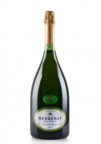 Champagne Besserat de Bellefon, Cuvée des Moines, Brut (1.5L) (3309, SAMPANIE BRUT MAGNUM FRANTA)