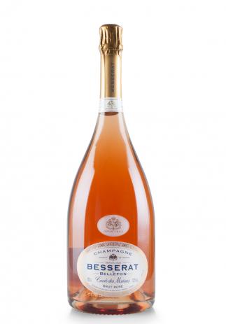 Champagne Besserat de Bellefon, Cuvée des Moines, Brut Rosé (1.5L) Image