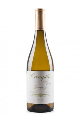 Vin Campillo Blanco DOC Rioja, Barrel Fermented 2019 (0.75L) Image