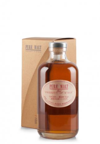 Whisky Nikka Pure Malt Red (0.5L) Image