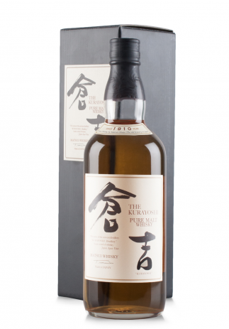 Whisky The Kurayoshi Pure Malt (0.7L) Image