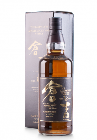 Whisky The Kurayoshi Pure Malt 18 ani (0.7L) (3543, PURE MALT JAPONIA)