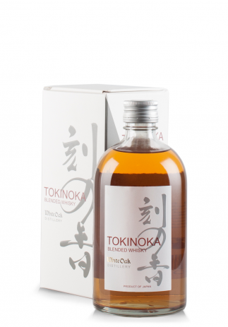 Whisky Tokinoka, White Oak Japan (0.5L) Image