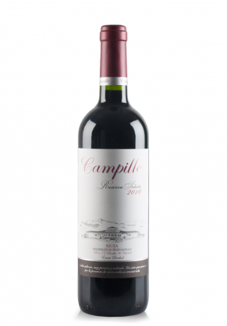 Vin Campillo, DOCa Rioja, Reserva Selecta 2010 (0.75L) Image