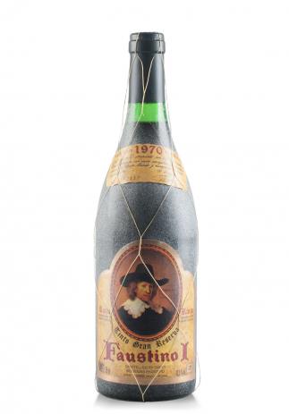 Vin Bodegas Faustino I Gran Reserva 1970, DOCa Rioja (0.75L) Image