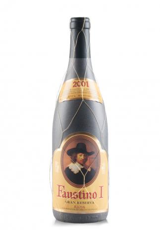 Vin Bodegas Faustino I Gran Reserva 2001, DOC Rioja (0.75L) Image