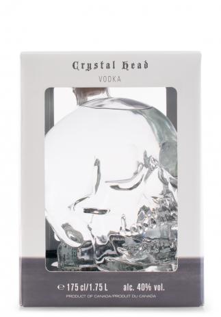 Vodka Crystal Head (1.75L) Image