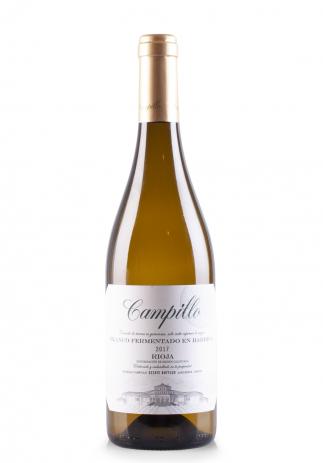 Vin Campillo Blanco DOC Rioja, Barrel Fermented 2017 (0.75L) Image