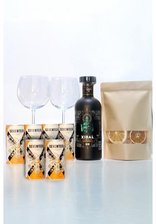 Pachet Gin Xibal (4030, PACHET GIN XIBAL)