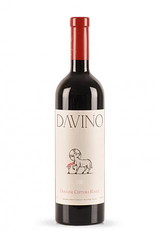 Vin Davino, Ceptura Rosu 2016 (0.75L) Image